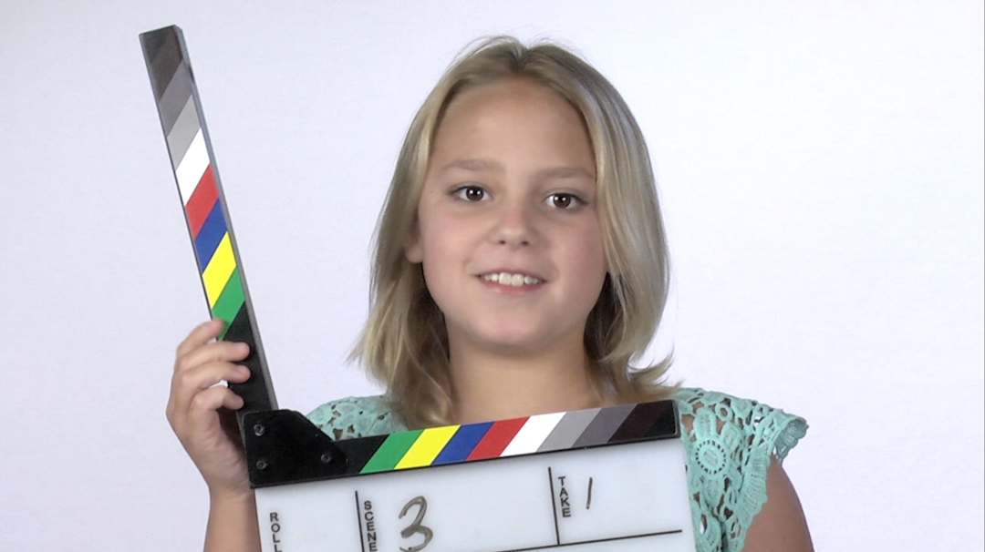Actor Slate Video